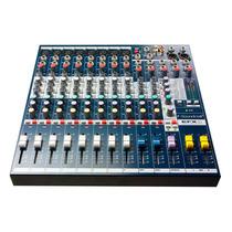 Consola De 8 Canales Soundcraft Efx8 Con Efectos