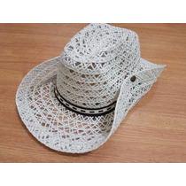 Chapéu Palha Country Festa Peão Cowboy E Cowgirl