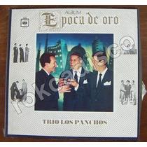 Bolero, Los Panchos, Album Época De Oro, Caja Con 3 Lps 12´
