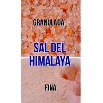 Sal Himalaya Rosada Auténtica Precios A Mayoreo 1 Kilogramo