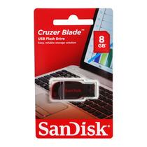 Pendrive 8gb Sandisk Original Usb