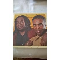 Cd Gilberto Gil & Milton Nascimento 2001 (novo)