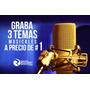 Estudio De Grabacion Jingles Paquetes Bandas Sabana Grande