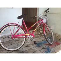 Bicicleta Caloi Ceci Retrô Aro 26