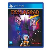 Teslagrad - Ps4 Mídia Física Novo Lacrado Playstation 4