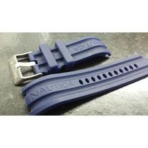 Pulseira Náutica Azul 24mm