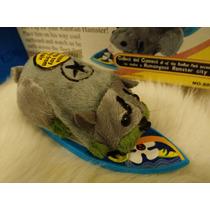 Hamster De Juguete Zhu Zhu Pets Camina (casa Y Hamste +pilas