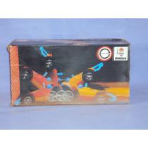 Brinquedo Antigo, Raro Carro Cambalhota Da Mimo Na Caixa.