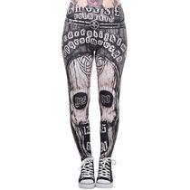 Leggings Ouija Choose Fate De Too Fast Wicca Deathrock Punk