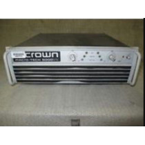 Amplificador Crown 3600 Vz