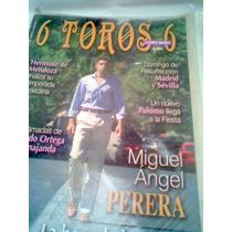 Revista Española Toros Y Toreros 6 Toros 6 Campo Bravo