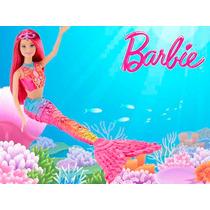 Barbie Sirena Dreampopia !!!!!!!!!!!!!!!!!!!!!!!