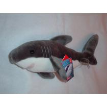 Tiburon De 40 Cms De Largo Marca Aurora Lo Mejor En Peluches