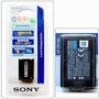 Bateria Sony Np Fh100 Original Nueva Fv100 Recargable