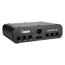 Amplificador Ll Nca Stereo Ab 100 St 60wrms Som Ambiente