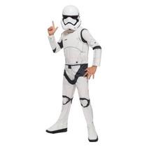 Disfraz Talla 10 A 12 Años Stormtrooper Star Wars Niño