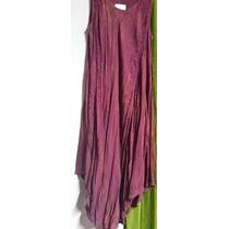 Vestidos Hindú Lisos T 2 Y 3xl $ 450