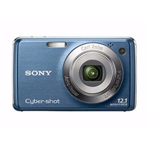Camara Sony Cyber-shot Dsc-w230 12 Mp With 4x Zoom Dark Blue