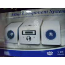 Mini Hi Fi Personal Utech Cd Am Fm Control Remoto