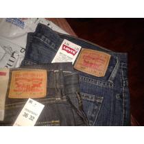 Pantalones De Hombres Levis Originales Modelo 569