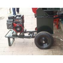 Picadora De Forraje Y Trituradora De Granos Gasolina