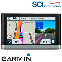 Gps Garmin Nuvi 2597 Pantalla 5 Indicacion Mapas Bluetooth