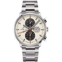 Reloj Mido Commander Il M0164151126100 Ghiberti