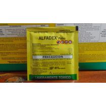 Alfadex 25gr Cipermetrina Control De Plagas Urbanas