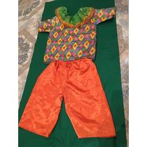 Disfraz Arlequín Payaso Murga