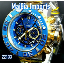 Invicta Sea Hunter Novo Mod: 22133 Maibia Imports