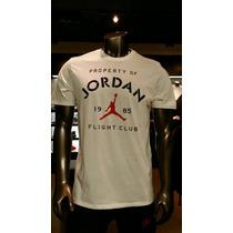 Polo Jordan Modelo Exclusivo 2016 Nike-usa [2-x L] Blanco