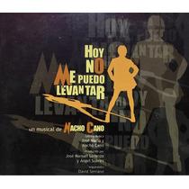 Cd Mecano Hoy No Me Puedo Levantar Nacho Cano Promo Usado