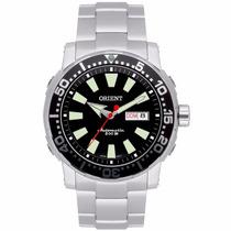 Relógio Orient Automático 469ss040 De Mergulho Kit Pulseira