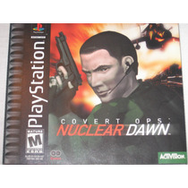 Ps One Cover Ops:nuclear Dawn
