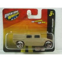 Maisto Adventure Wheels Hummer Militar Cafe 1:64
