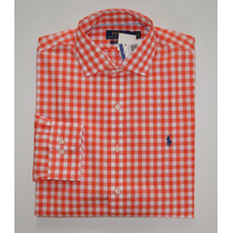 Camisa Social Polo Ralph Lauren Tamanho M Original Algodão