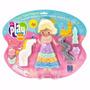 Educando Masa Play Foam Sparkle Formas Princesa Nena