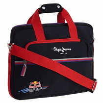 Mochila Laptop Red Bull Pepe Jeans F1 Ferrari Bmw