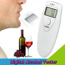 Alcoholímetro Digital Mini Display Lcd