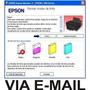 Reset Epson Error Niveles D Tintas L200 L210 L800 Ilimitado