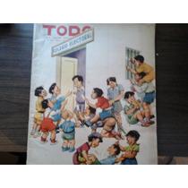 Revista Todo La Mejor Revista De Mexico Del Año 1958