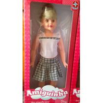Boneca Amiguinha Estrela Nova Promoção Dia Das Criancas