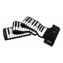Teclado Musical Flexível 88 Teclas Usb / Midi - Lançamento!