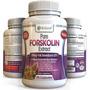 Extracto Puro Forskolin Bioganix 90 Capsulas Importado Usa