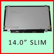 Tela 14.0 Led Slim P/ Notebooks Cce Acer Positivo Hp Lg -aj5