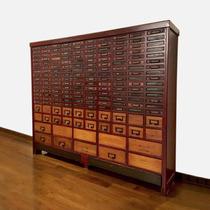 Gran Mueble De Relojero, Con 150 Cajas Y 30 Cajones.