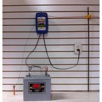 Energizador Cerco Electrico Ganadero Elektrochoke 12v 0 110v