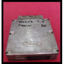 Computador Ford Bronco E8tf-12a650-beb