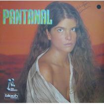 Pantanal Lp Disco Vinil Trilha Sonora Novela Nacional