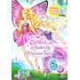 Barbie Butterfly E A Princesa Fairy - Dvd - Frete Grátis